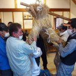 川上大歳神社とくまびき打ち|神河町