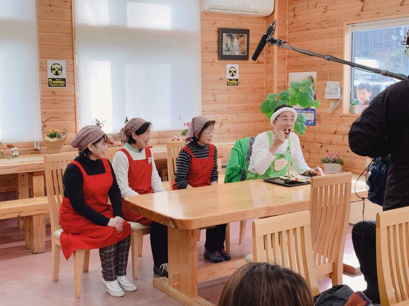 関西テレビ「よ~いドン!」で長谷の自然薯料理が紹介されます。
